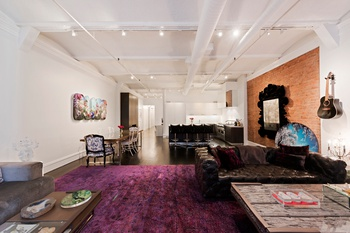 GRAND U0026 GRACOUS GREENWICH VILLAGE KEYED ELEVATOR FULL FLOOR DESIGNER  FURNISHED LOFT SHORT TERM